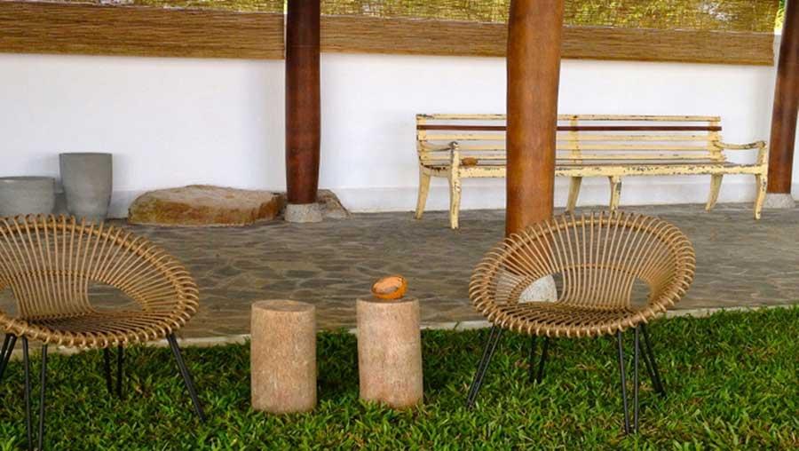 conception d 39 un colodge au sri lanka nm architecture. Black Bedroom Furniture Sets. Home Design Ideas