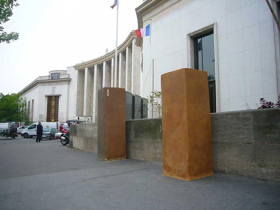 Installation sc nographique au salon nm architecture - Maison de tokyo paris ...