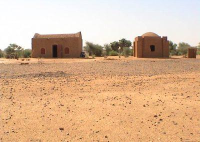 Bâtiments communautaires au Niger